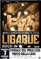 LIGABUE - SOTTO BOMBARDAMENTO 2012 - ROCK IN
